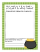 St Patrick's Day Pack: Word Works, Bar Graph, & Craft