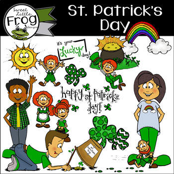 St. Patrick's Day Holiday Pack