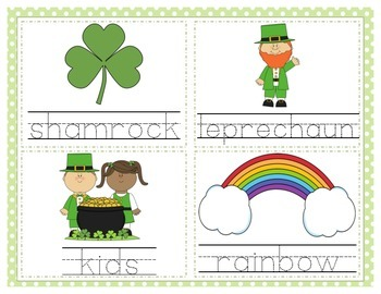 St. Patrick's Day Packet