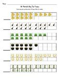 St. Patrick's Day Packet Kindergarten Math Common Core