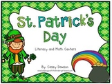 St. Patrick's Day Packet O'Centers
