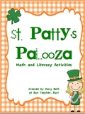 St. Patrick's Day - Math, Reading, and Writing Activities