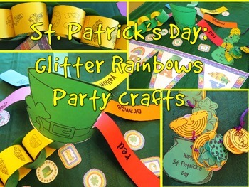 St. Patrick's Day Party Craft Pack
