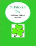 St. Patrick's Day Passages
