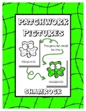 St. Patricks Day - Patchwork Pictures - 15 Picture with Wo