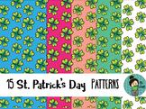St. Patricks Day Patterns