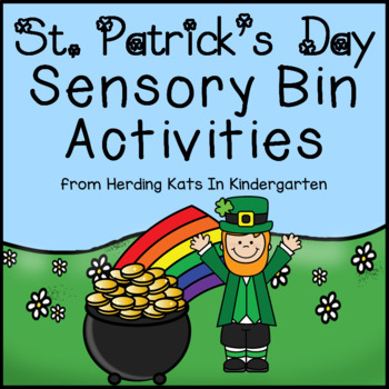 St. Patrick's Day Phonics, Numbers Beginning Sounds Mats