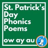 St. Patrick's Day: St. Patrick's Day Phonics Poems
