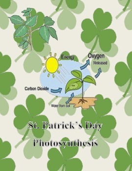 St. Patrick's Day Photosynthesis