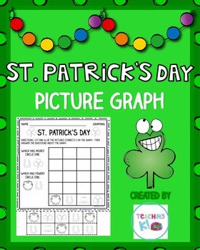 St. Patrick's Day Picture Graph