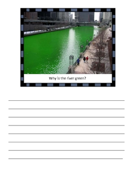 St. Patrick's Day Picture Prompts