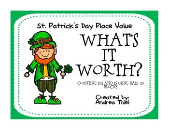St. Patrick's Day Place Value