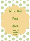 St. Patrick's Day Plural Nouns CCSS Aligned