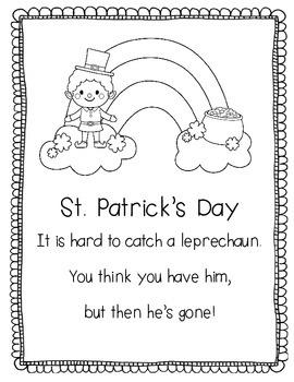 St. Patrick's Day Poem