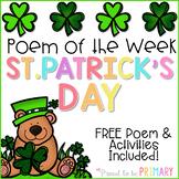 St Patrick's Day Poem