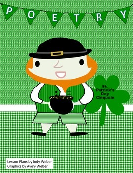 St. Patrick's Day Poetry - Cinquain