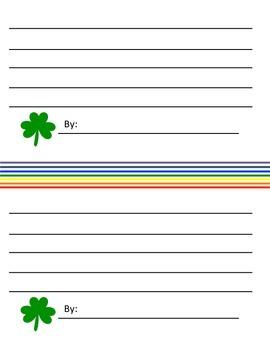 St. Patrick's Day Poetry - Limericks