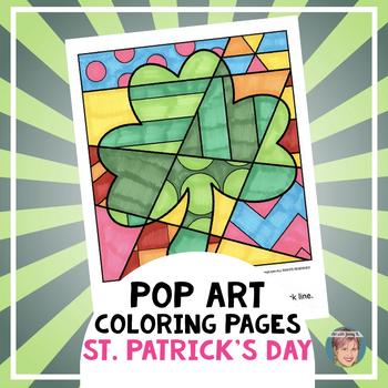 St Patricks Day Coloring