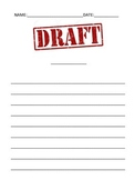 Draft Page for creative writing with title!