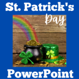 St. Patrick's Day PowerPoint | St. Patrick's Day Activity