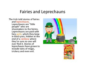 St. Patrick's Day PowerPoint Presentation