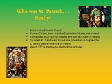 St Patrick's Day PowerPoint Computer Project