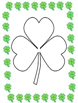 St. Patrick's Day Prepositions