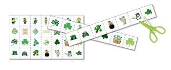 St. Patrick's Day Preschool Pack