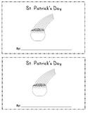 St. Patrick's Day Printable Book