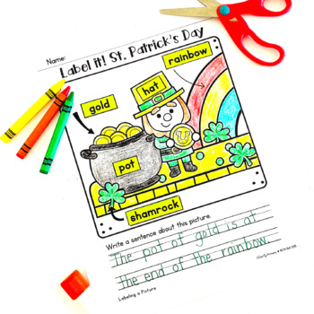 St. Patrick's Day Printables Free
