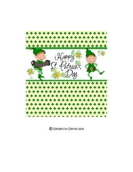 St. Patrick's Day Printables Set