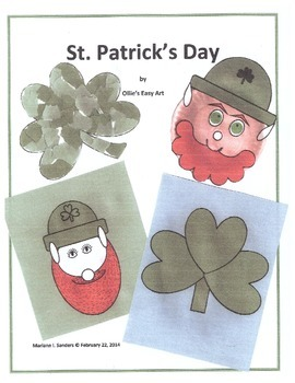 St. Patrick's Day Projects for a Week