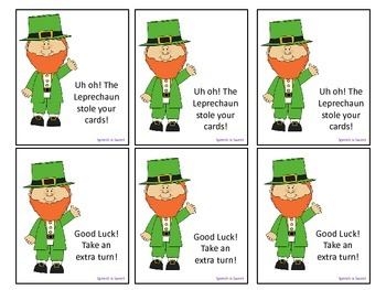 St. Patrick's Day Pronouns