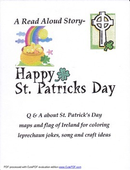 St. Patrick's Day, Q & A