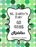 St. Patrick's Day QR Code Riddles