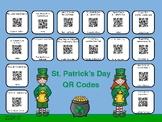 St. Patrick's Day QR Codes