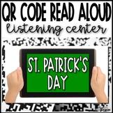St Patricks Day QR Code Read Aloud Listening Center