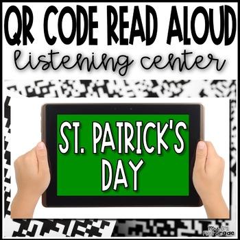 St Patrick's Day QR Code Listening Center