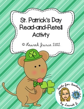 St. Patrick's Day Read-and-Retell Activity