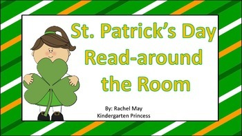 St. Patrick's Day Read around the Room
