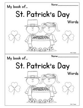 St. Patrick's Day Reader