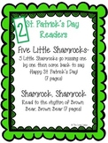 St. Patrick's Day Readers