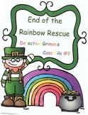 St. Patrick's Day Reading Activity: Fairy Tale Mystery Cas