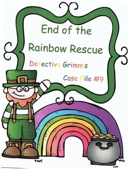 St. Patrick's Day Reading Activity: Fairy Tale Mystery Case File #9