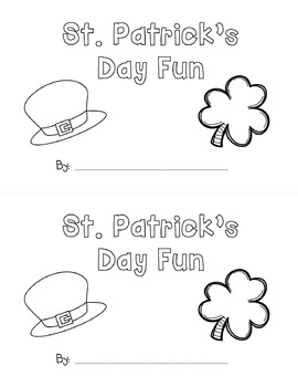 St. Patrick's Day Reading Street Centers