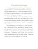 St. Patrick's Day Reading Unit
