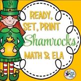 St. Patrick's Day Ready, Set, Print