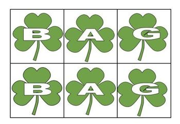 St. Patrick's Day Rhythm Activity for Recorder