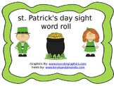 St. Patrick's Day Roll-A-Word
