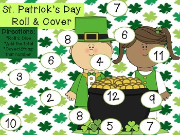 St. Patrick's Day Roll & Cover